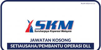 Suruhanjaya Koperasi Malaysia (SKM)