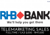 Telemarketing Sales di RHB Bank