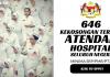 Atendan Hospital Kementerian Kesihatan Malaysia (KKM)
