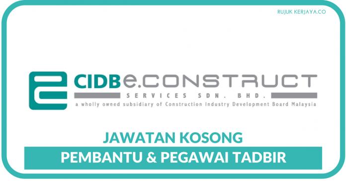 CIDB E-Construct Services