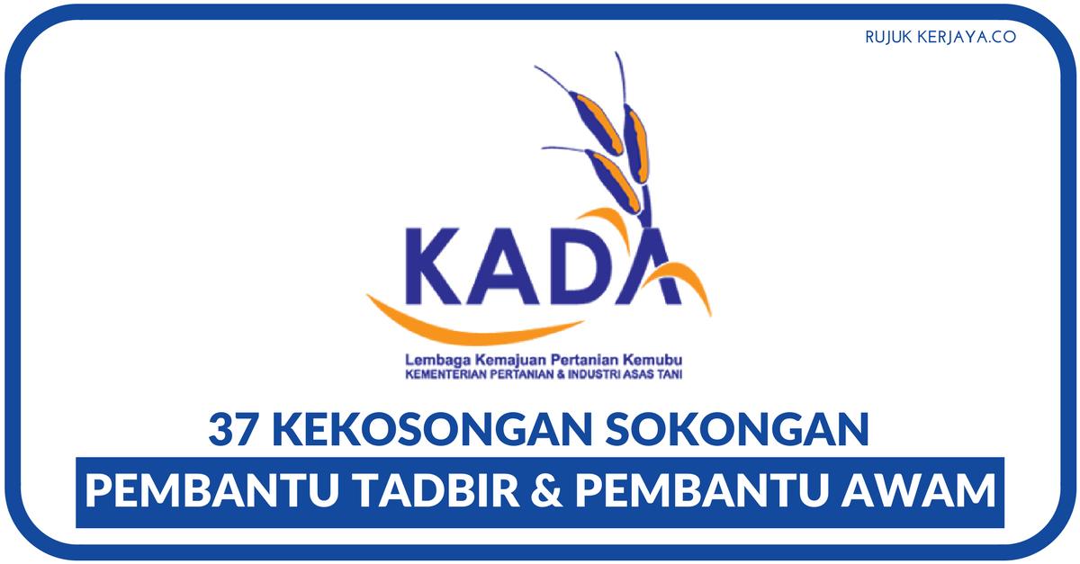 KADA (Lembaga Kemajuan Pertanian Kemubu)