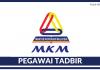 Pegawai Tadbir di Maktab Koperasi Malaysia (MKM)