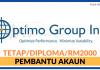 Pembantu Akaun di Optimo Group