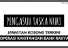 Pengasuh Taska Nuri Koperasi Kakitangan Bank Rakyat Berhad