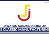 SJ Classic Manufacturing