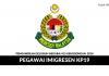 Pegawai Imigresen Gred KP19 ~ 415 Kekosongan Jawatan