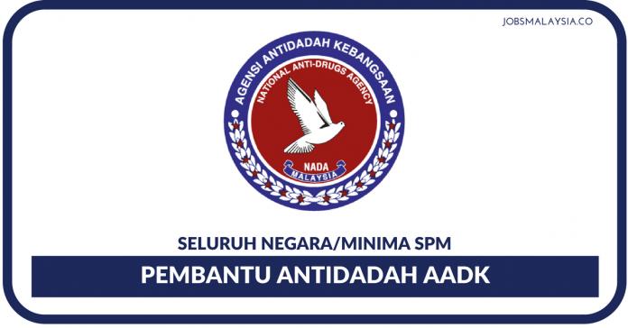 Pembantu Antidadah S19 AADK