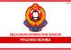Pegawai Bomba Bantuan ~ Kelayakan Minima PMR