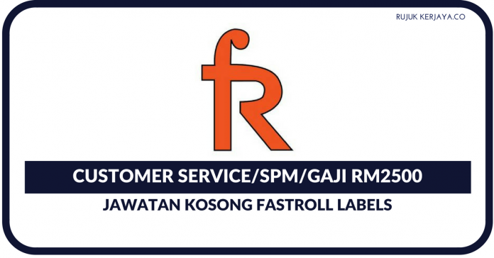 Fastroll Labels (1)