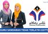 Guru Sandaran Tidak Terlatih (GSTT) Yayasan Terengganu