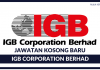 IGB Corporation Berhad