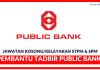 Pembantu Tadbir Public Bank