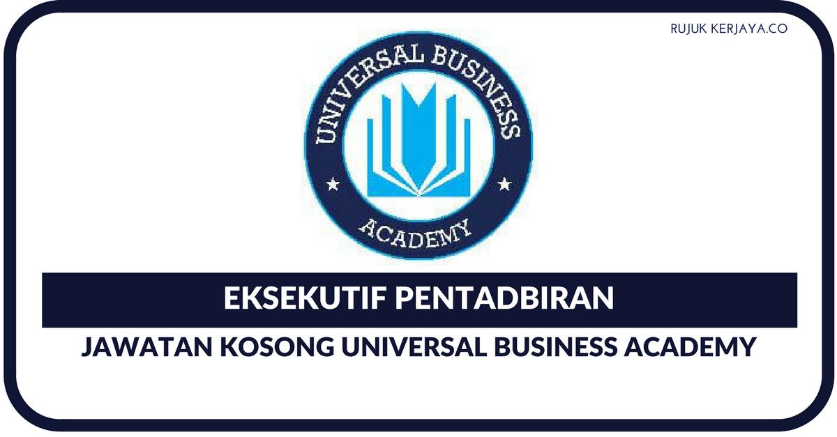 Universal Business Academy