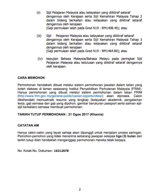 format resume kerajaan 28 images 1 or 2 page resume yang lengkap