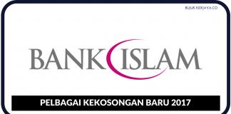 Jawatan Bank Islam