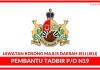 Majlis Daerah Jeli (Jeli)