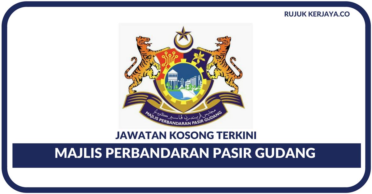 Majlis Perbandaran Pasir Gudang Mppg Kerja Kosong Kerajaan
