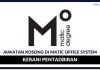 Matic Office System ~ Kerani Pentadbiran
