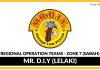 Mr DIY Regional Operation Teams - Zone 7 (Sabah)