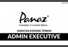 Panaz ~ Kekosongan Admin Executive