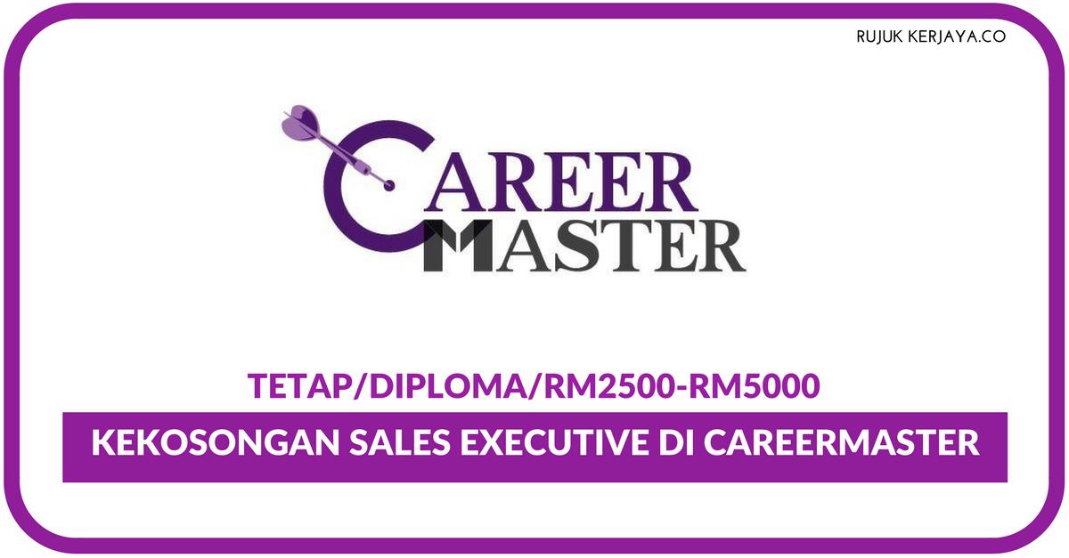 Careermaster Sdn Bhd Kerja Kosong