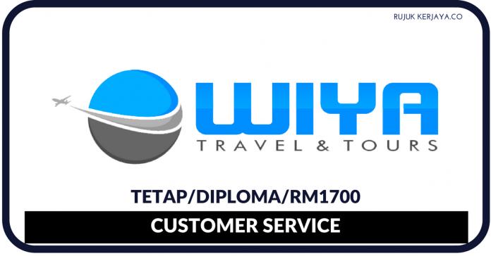 Customer Service Wiya Travel & Tour