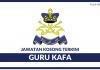 Guru KAFA Jabatan Agama Islam Negeri Johor (JAINJ)
