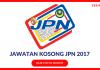 Pembantu Pendaftaran Jabatan Pendaftaran Negara (JPN) Seluruh Negara ~ Minima SPM