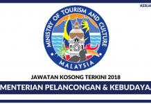 Kementerian Pelancongan dan Kebudayaan Malaysia (MOTAC)