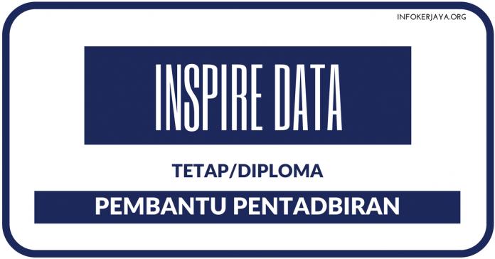 Pembantu Pentadbiran di Inspire Data