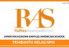 Raffles American School