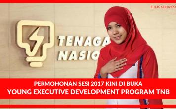 Young Executive Development Program TNB
