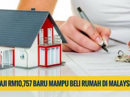 Gaji RM10,757 Baru Mampu Beli Kebanyakan Rumah di Malaysia ~ Berapa Gaji Anda?