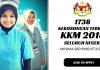Kementerian Kesihatan Malaysia (KKM) ~ 1738 Kekosongan Minima PMR/PT3/SPM Ambilan Seluruh Negara