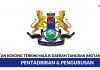 Majlis Daerah Tangkak ~ Pentadbiran & Pengurusan