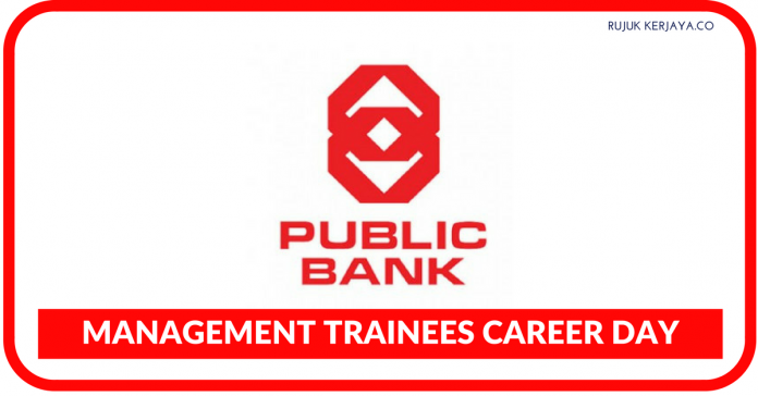Public Bank Berhad Management Trainees Career Day