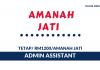 Amanah Jati ~ Admin Assistant