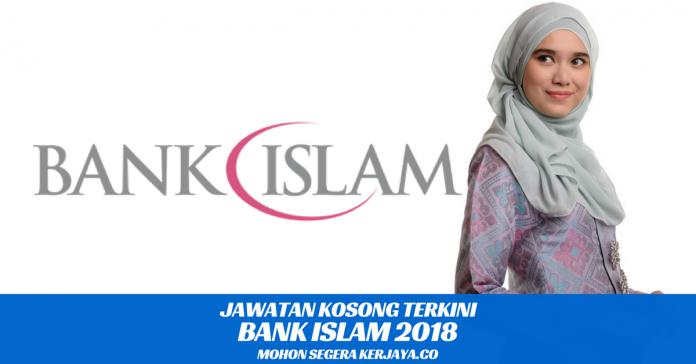 Bank Islam ~ Kekosongan Kerani Pegawai Kutipan