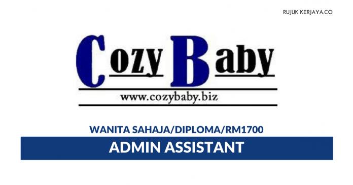 Admin Assistant Di Cozy Baby