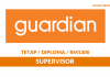 Guardian Health And Beauty ~ Supervisor