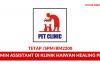 Klinik Haiwan Healing Pets ~ Admin Assistant