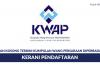Kumpulan Wang Persaraan Diperbadankan (KWAP) ~ Kerani Pendaftaran