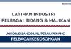 Latihan Industri Untuk Pelbagai Bidang & Majikan di Pelbagai Negeri