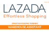 Lazada Express Malaysia ~ Warehouse Assistant