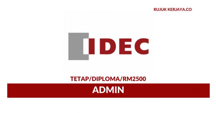 MS IDEC ~ Admin