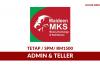 Maideen MKS ~ Admin & Teller