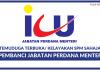 Temuduga Terbuka Pembanci Jabatan Perdana Menteri (ICU)