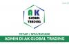 Admin Di AK Global Trading