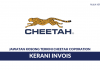 Cheetah Coporation ~ Kerani Invois/Diploma/Gaji RM1500
