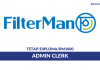 Filter Man Supply ~ Admin Clerk